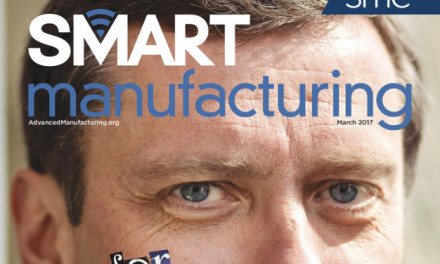 Smart Manufacturing, March 2017