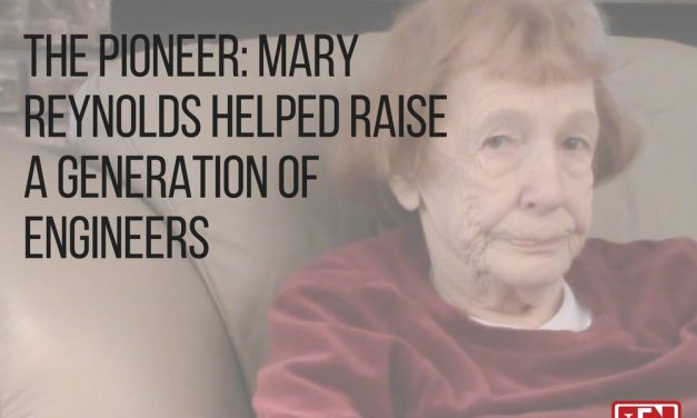 The Pioneer: Mary Reynolds Helped Raise A Generation Of Engineers