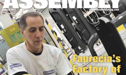 Assembly Magazine, March 2017