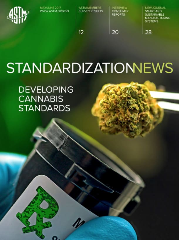 ASTM International Standardization News, May/June 2017