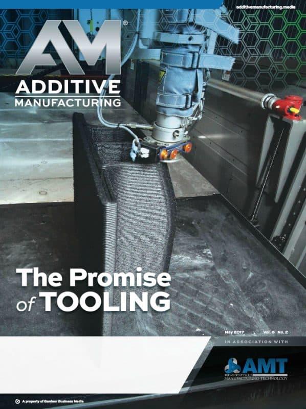 Additive Manufacturing Magazine, May 2017