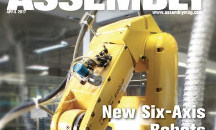 Assembly Magazine, April 2017