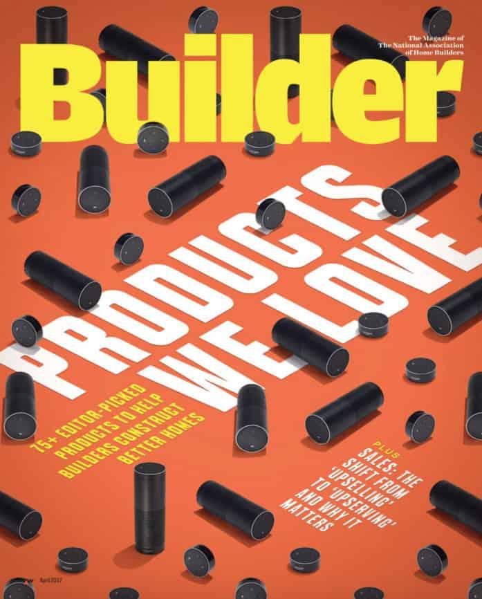 Builder, April 2017