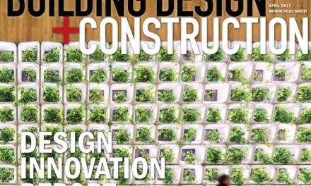 Building Design + Construction, April 2017