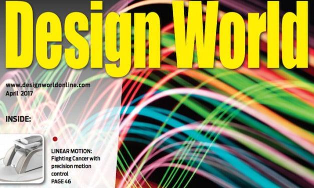 Design World, April 2017