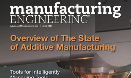 Manufacturing Engineering, April 2017