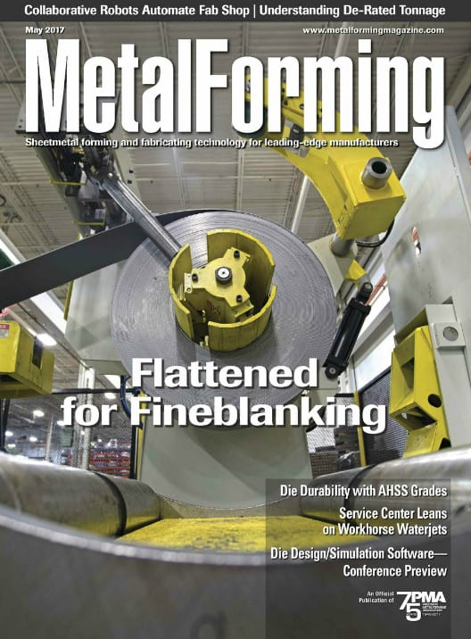 Metalforming, May 2017