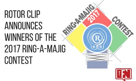 Rotor Clip Announces Winners of the 2017 Ring-A-Majig Contest