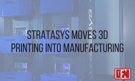 Stratasys Moves 3D Printing Into Manufacturing