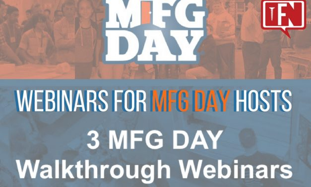 Webinars for MFG Day Hosts