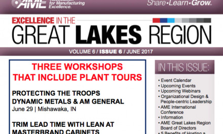 AME Great Lakes Region Newsletter, June 2017