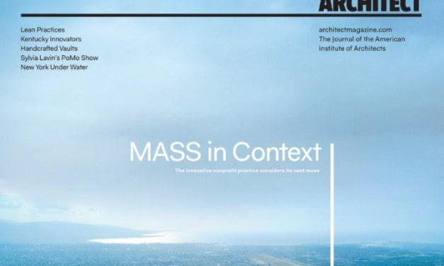 Architect Magazine, May 2017