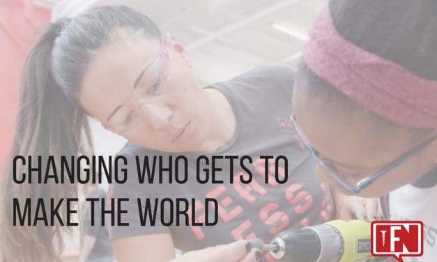 Changing Who Gets to Make the World