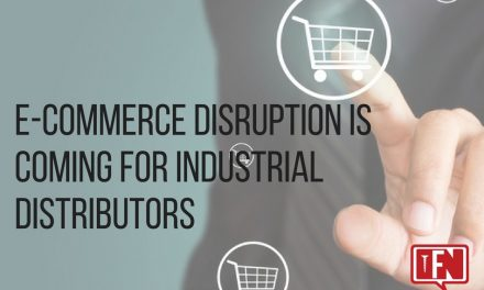 E-Commerce Disruption is Coming for Industrial Distributors