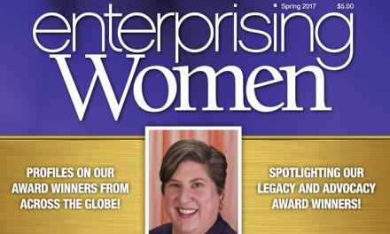 Enterprising Women, Spring 2017