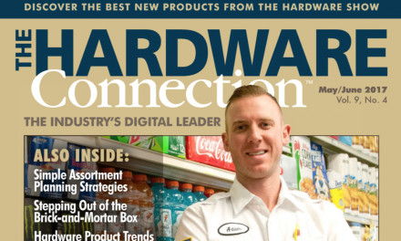 Hardware Connection, May/June 2017
