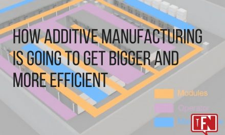 How Additive Manufacturing is Going to get Bigger and More Efficient