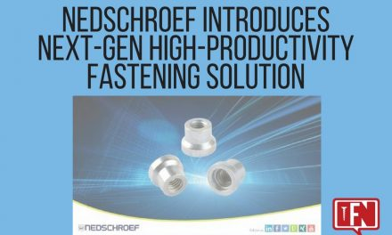 Nedschroef Introduces Next-Gen High-Productivity Fastening Solution