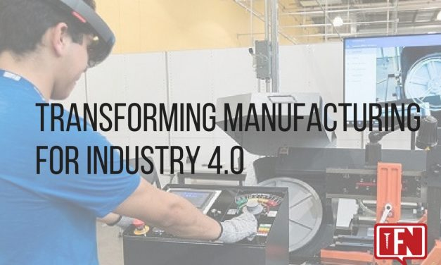 Transforming Manufacturing for Industry 4.0