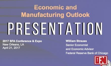 2017 SFA Conference & Expo Economic and Manufacturing Outlook Presentation