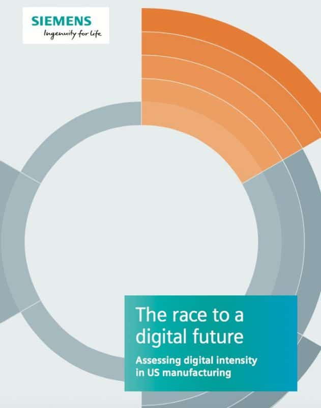 The Race to a Digital Future: Assessing Digital Intensity in US Manufacturing