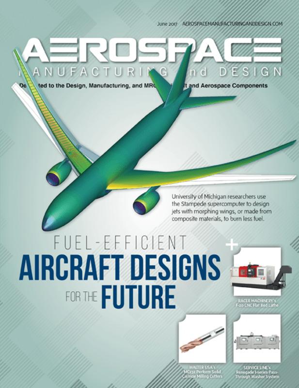 Aerospace Manufacturing and Design, June 2017