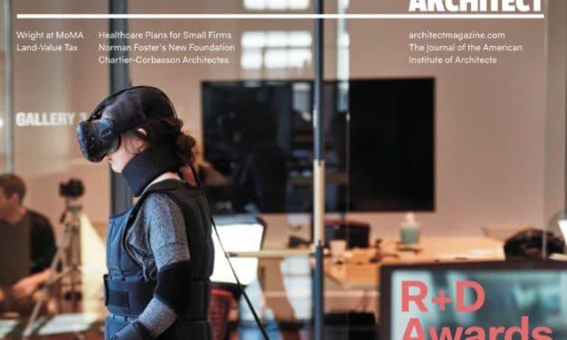 Architect Magazine, July 2017