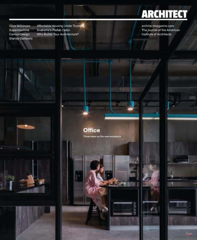 Architect Magazine, June 2017