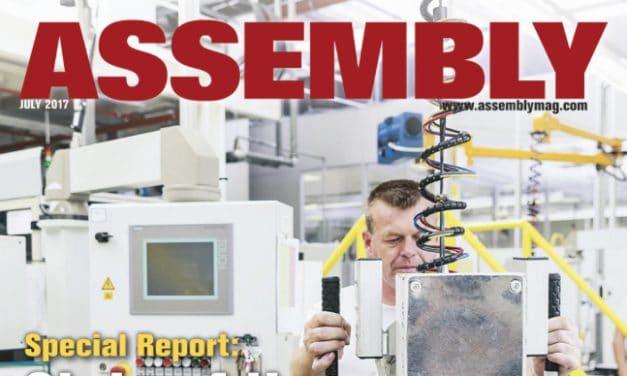 Assembly Magazine, July 2017