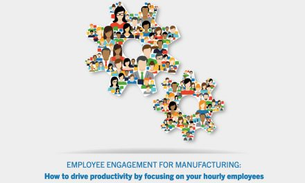 Employee Engagement for Manufacturing Report: How to Drive Productivity by Focusing on Your Hourly Employees