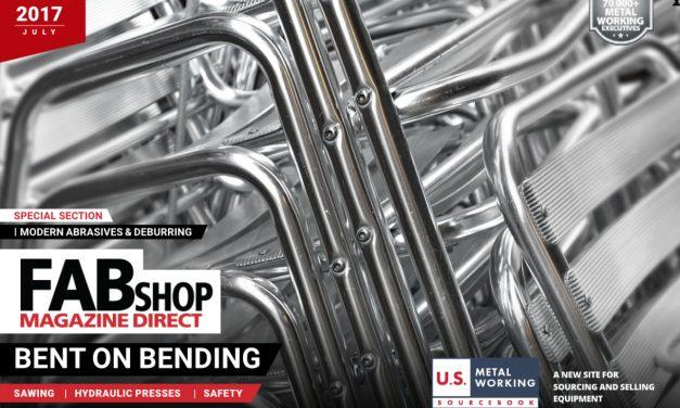 FAB Shop Magazine Direct, July 2017