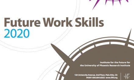 Future Work Skills 2020