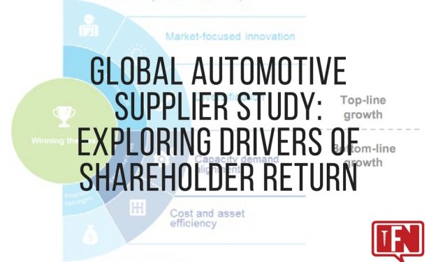 Global Automotive Supplier Study: Exploring Drivers of Shareholder Return