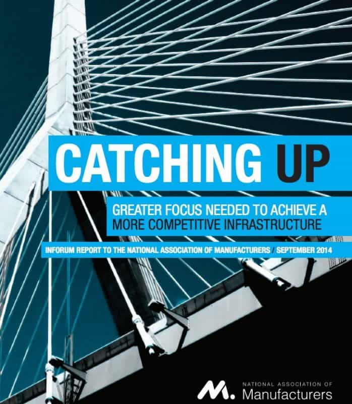 Greater Focus Needed to Achieve a More Competitive Infrastructure
