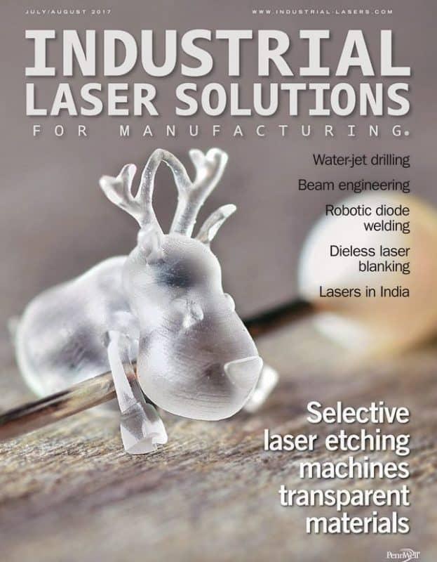 Industrial Laser Solutions, July 2017
