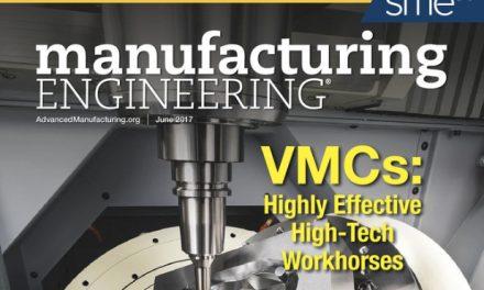 Manufacturing Engineering, June 2017