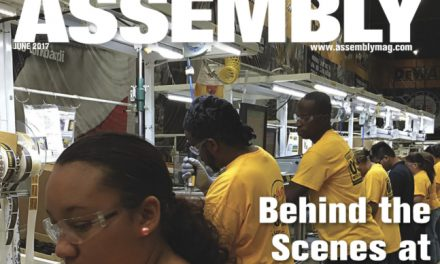 Assembly Magazine, June 2017