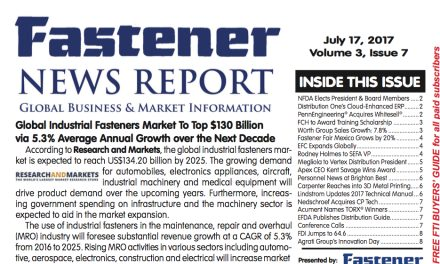 Fastener News Report, July 2017