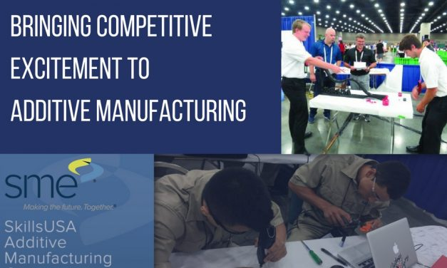 Bringing Competitive Excitement to Additive Manufacturing
