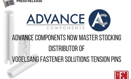 Advance Components – Master Stocking Distributor of Vogelsang Fastener Solutions Tension Pins