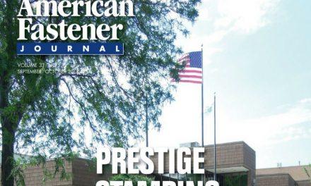 American Fastener Journal, September/October 2017