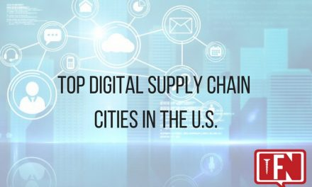 Top Digital Supply Chain Cities in the U.S.