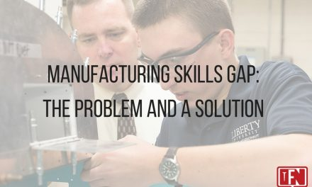 Manufacturing Skills Gap: The Problem and a Solution