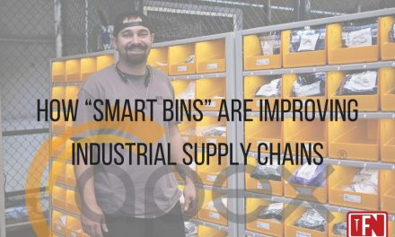 """How """"Smart Bins"""" are Improving Industrial Supply Chains"""