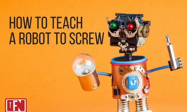How To Teach A Robot To Screw