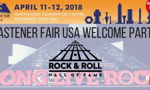 Fastener Fair USA Welcome Party