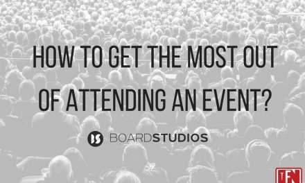 How to get the most out of attending an event?