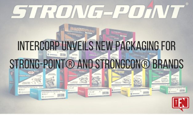 Intercorp Unveils New Packaging for Strong-Point® and Strongcon® Brands