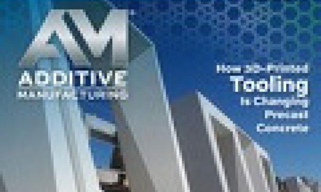 Additive Manufacturing Magazine, May 2018