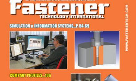 Fastener Technology International, August/September 2018